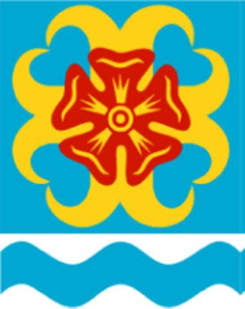 Girlguiding Sefton County badge